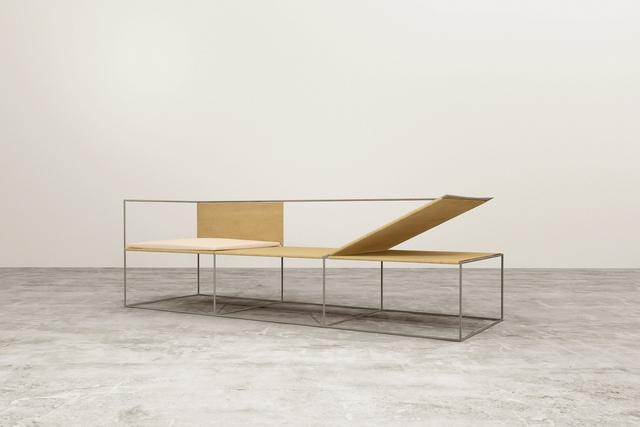 , 'SILLA CABLE,' 2015, Giovanni Beltran