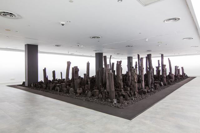 , 'Black Forest 2016,' 2016, Singapore Art Museum (SAM)