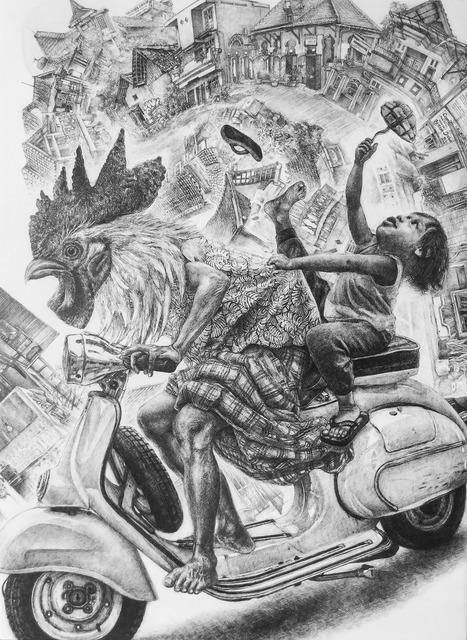, 'Yogyakarta Life,' 2018, Mizuma Art Gallery