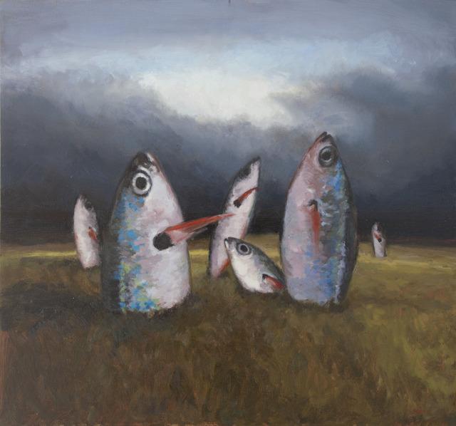 , 'La sospecha del viento,' , Contrast Gallery