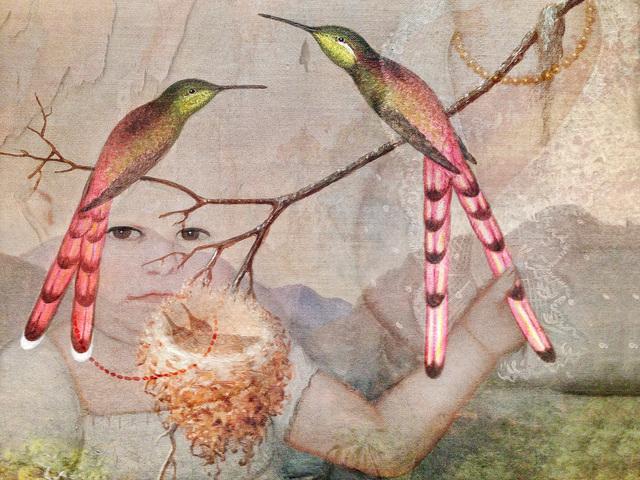 , 'Sustenance Guardians,' 2016, Clyde Hogan Fine Art