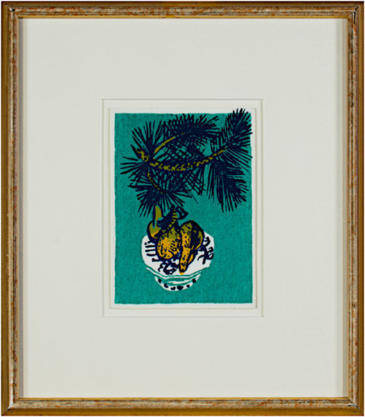 , 'Festive Fruit,' 1950s, David Barnett Gallery