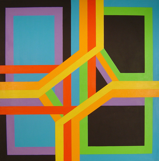 , 'Ribbon Structure,' 1972, Benjaman Gallery Group