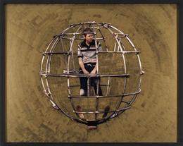 , 'The Globe (London Version),' 2007, Galeria Filomena Soares