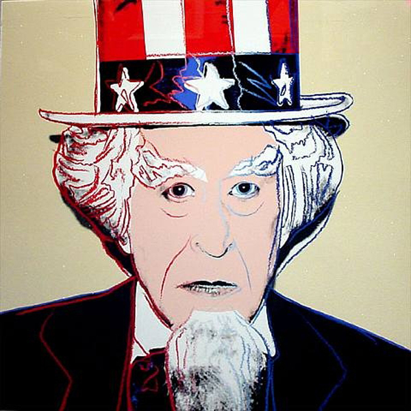 Andy Warhol, 'Myths: Uncle Sam FS II.259', 1981, Marcel Katz Art