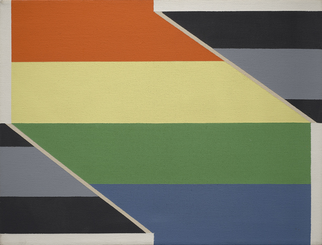 , 'Untitled, Rotation Series,' 1965, Berry Campbell Gallery