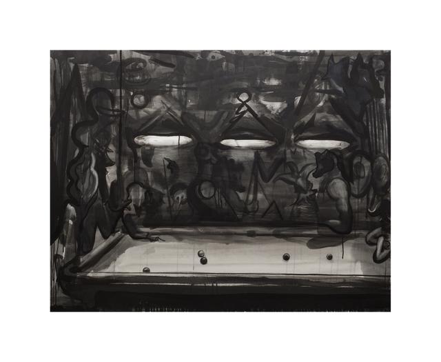 , 'Aus Liebe zum Spiel. Hebedas,' 2011, Hamish Morrison Galerie