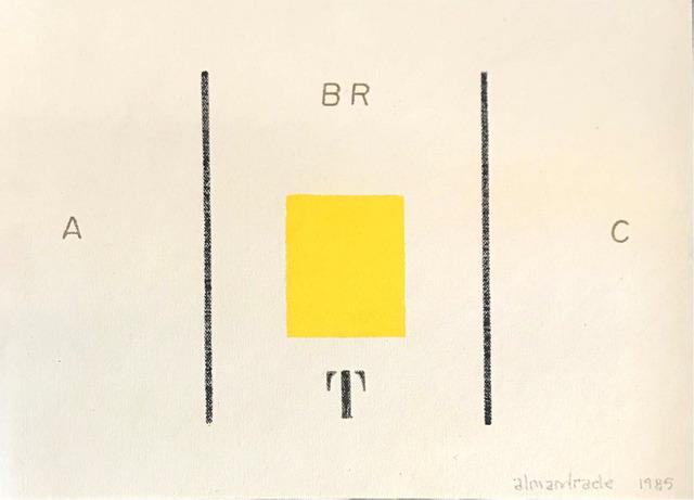 , 'Sem Titulo,' 1985, Baró Galeria