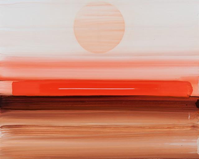 , 'Equinox, Falling Sun,' 2010, Locks Gallery