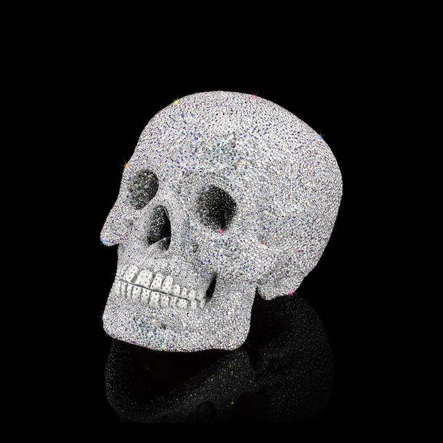, 'Clear Skull (Large),' , Nonfinito Gallery