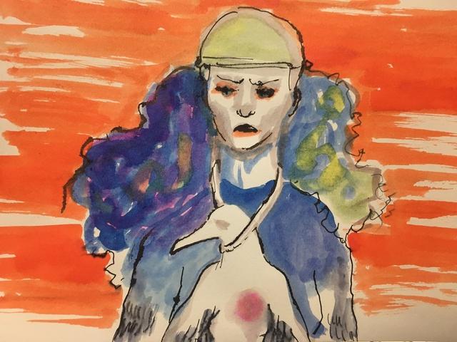 , 'Albatross,' 2018, Pleiades Gallery