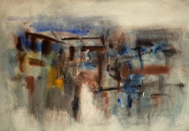 Michael Loew, 'Untitled', Painting, Watercolor on paper, Capsule Gallery Auction