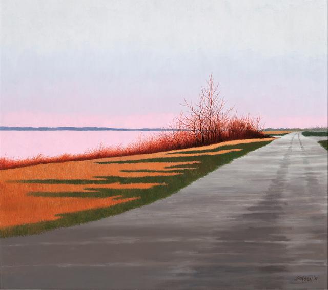 , 'Soggy Day,' 2011, Mac-Gryder Gallery