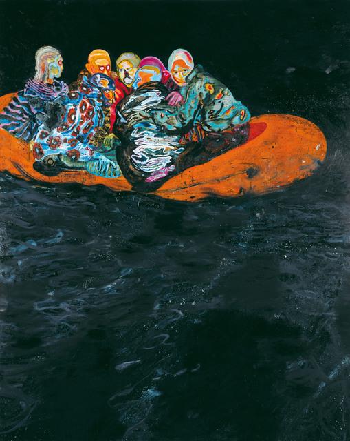 Daniel Richter, 'Tarifa', 2001