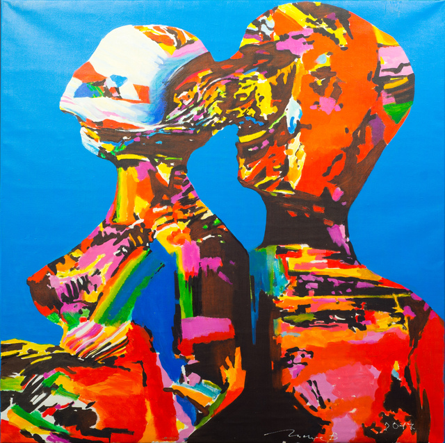 , 'Love,' 2017, Zenko Gallery