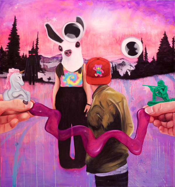 , 'Playground Tactics,' 2016, Gallery Poulsen