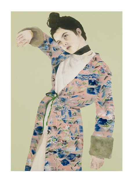 Katinka Lampe, '1420182', 2018, Galerie Les filles du calvaire