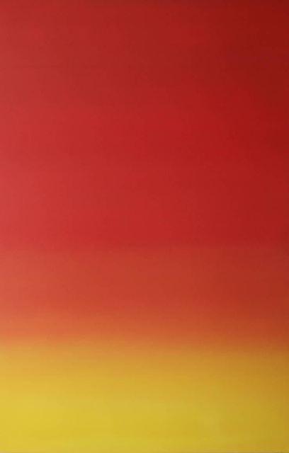 , 'Atmosferico (rojo, amarillo),' 2016, Alejandra von Hartz Gallery