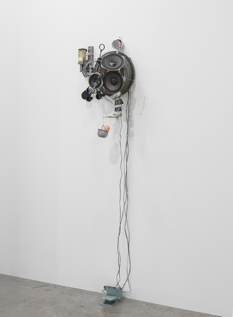 Janet Cardiff & George Bures Miller, 'Exquisite Corpse, enfant', 2012, Installation, Mixed media installation including speakers, motors, and audio, Luhring Augustine