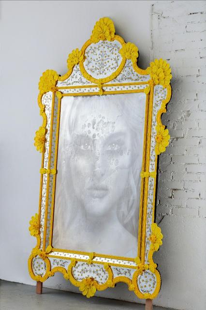 Halim Al-Karim, 'Dust 12b', 2015-2017, Galerie Brigitte Schenk