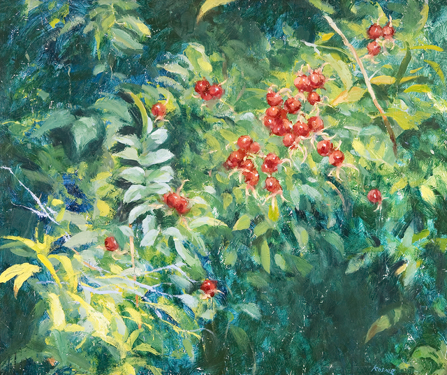 , 'Glorious Rose Hips,' , Dowling Walsh