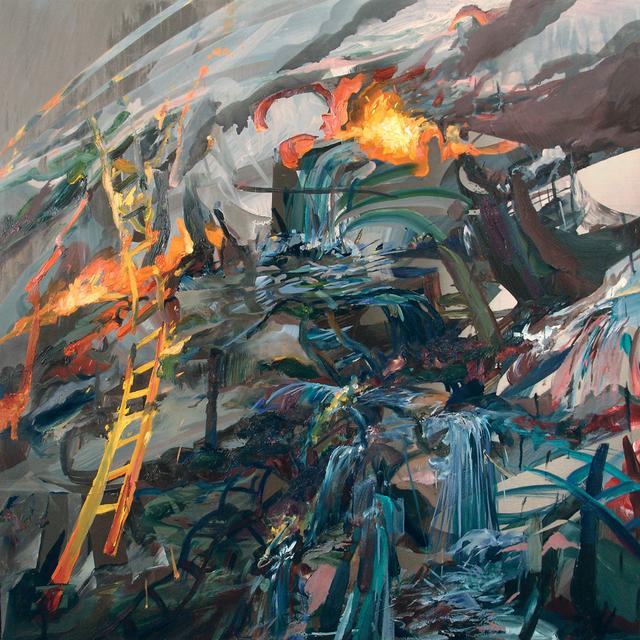 , 'The Climb,' 2010, Alfa Gallery
