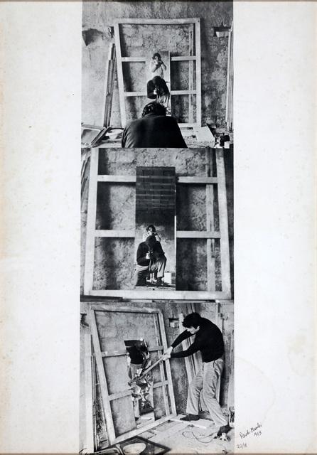 Renato Mambor, 'Untitled', 1969, Martini Studio d'Arte