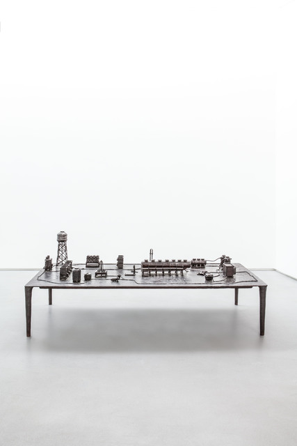 , 'Technocrate Bronze Table,' 2007, Carpenters Workshop Gallery