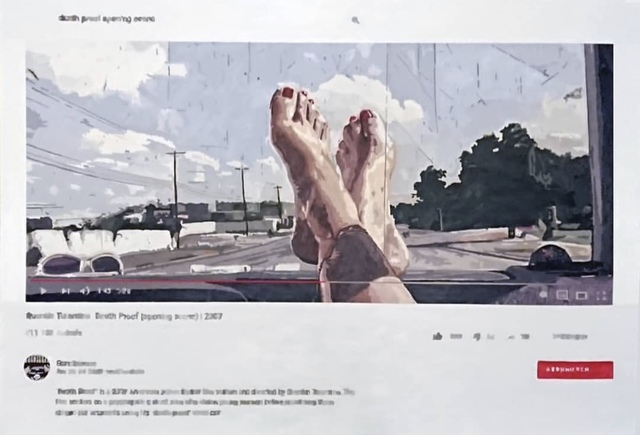 , 'I Like Quentin's Fetish,' 2019, Axiom Contemporary