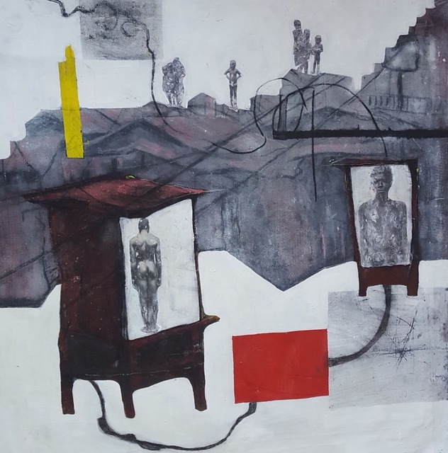 , 'Vando Va Syama (Magical Spaces),' 2017, EBONY/CURATED