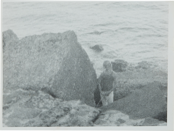 Untitled (Self-Portrait at the Shore)