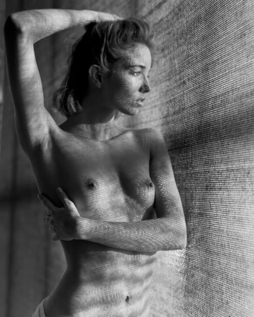 , 'Lisa Durham, New York City,' 1986, Atlas Gallery