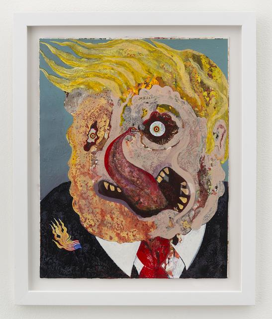 , 'Potus,' 2017, Joshua Liner Gallery
