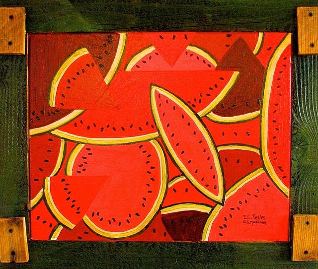 , 'Melons,' , Beth Urdang Gallery