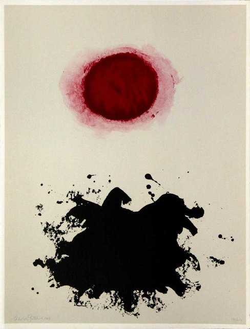 Adolph Gottlieb, 'Transfiguration III', 1969, Kunzt Gallery