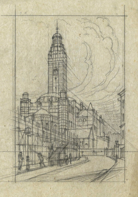 , 'Westminster Cathedral,' , Redfern Gallery Ltd.