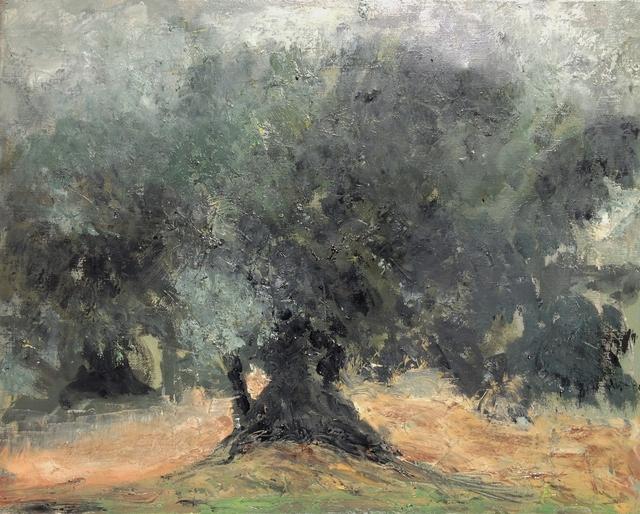 , 'L'oliveraie-étude,' , Hugo Galerie