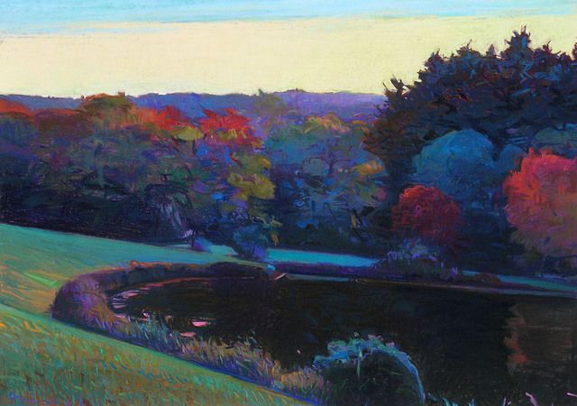 , 'LITTLE GLADE POND-BLUE RIDGE PARKWAY,' 2009, Jerald Melberg Gallery