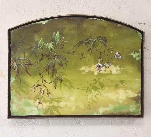 , 'Green Curve,' 2016, Diehl Gallery