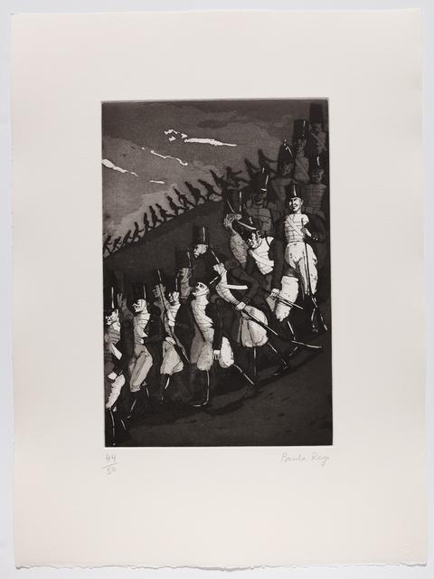 Paula Rego, 'The Grand Old Duke of York', 1989, Marlborough Graphics