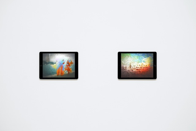 Massimo Grimaldi, 'Venezia, Images Shown on Two Apple iPad Air 2s', 2014, West Den Haag