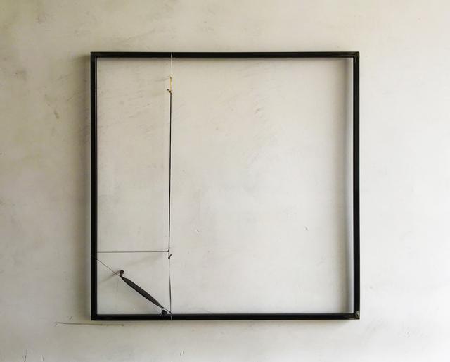 , 'Division of the square (Nietzsche),' 2016, Nogueras Blanchard