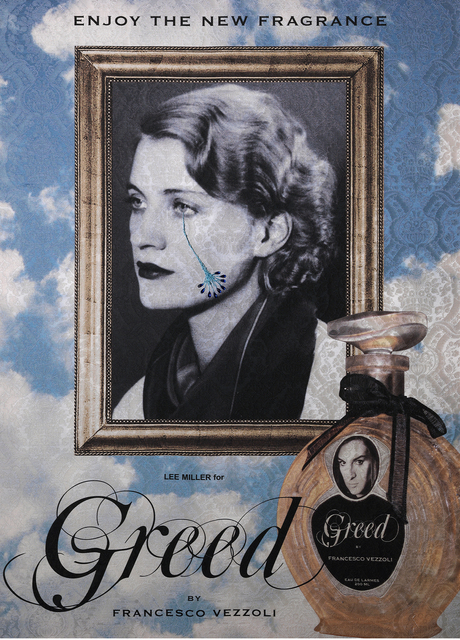 Francesco Vezzoli, 'Enjoy The New Fragrance (Lee Miller For Greed)', 2009, Gagosian