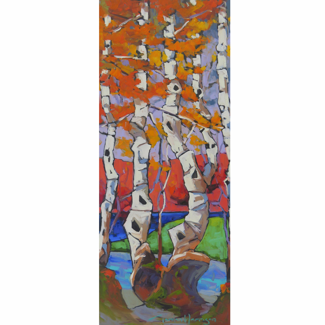 , 'Champboise Col 22,' 2018, Petroff Gallery
