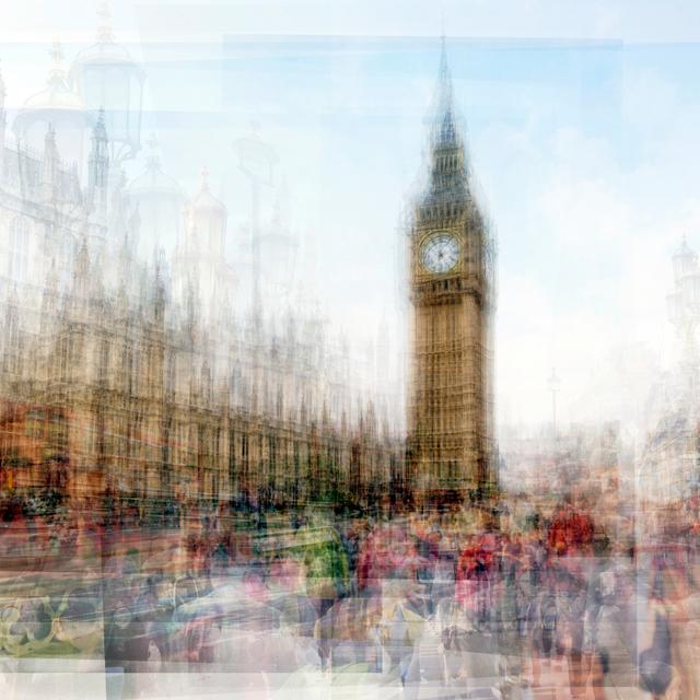 , 'Big Ben,' 2017, Lustre Contemporary
