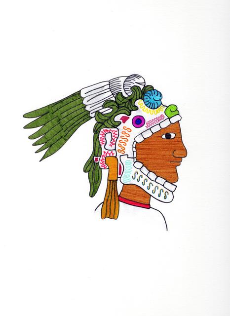, 'Guerrero Calavera (Calavera Warrior),' 2014, Fazakas Gallery