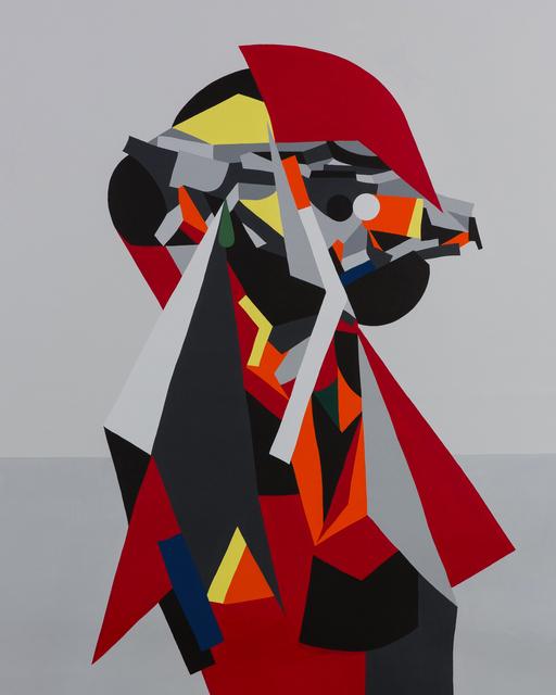 , 'Wandler,' 2017, Mirus Gallery