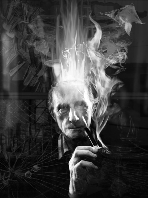 , 'Spirit Photo: Marcel Duchamp,' 2012-2015, Edward Cella Art and Architecture