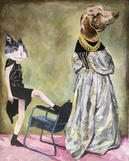 Ben Killen Rosenberg, 'Dressed to the Nines', 2019, The Secret Gallery
