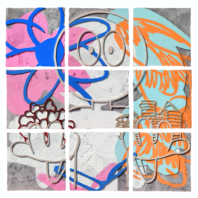 , 'Love or Money Novetych,' 2019, Markowicz Fine Art